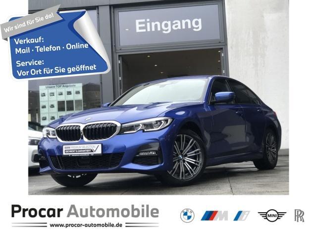 BMW 330e M Sport Laser DA Prof. HuD UMWELTBONUS!, Jahr 2019, Hybrid