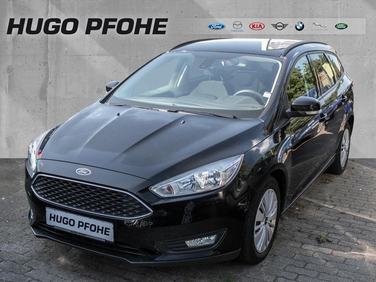 Ford Focus Business Edition 1.Hand / Scheckheft, Jahr 2016, Benzin