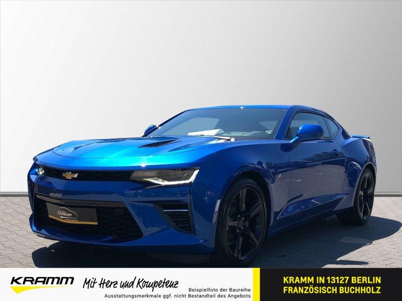 Chevrolet Camaro CPE V8 6.2L AT8 Navi RFK Shz. Tempomat, Jahr 2018, Benzin