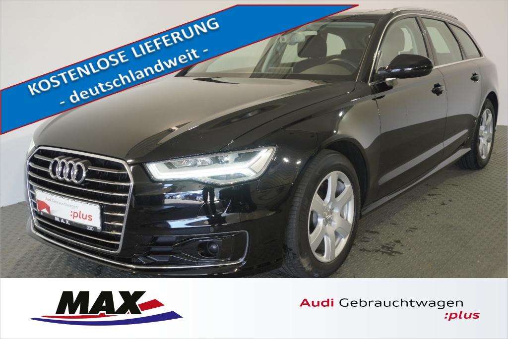 Audi A6 Avant 1.8 TFSI LED+NAVI+PANO+AHK+ACC+ALU, Jahr 2016, Benzin