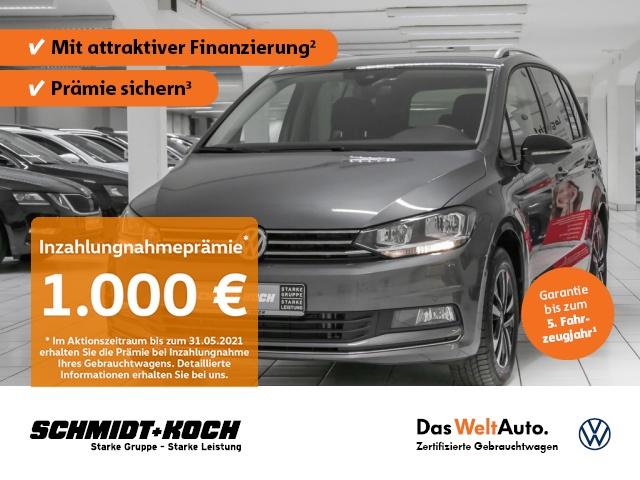 Volkswagen Touran 2.0 TDI BMT IQ.DRIVE DSG,7-Sitzer, Navi, Jahr 2020, Diesel