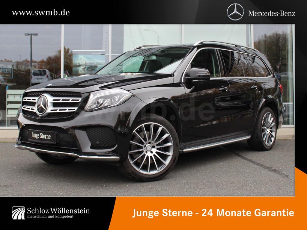 Mercedes-Benz GLS 350 d 4M AMG 7Sitz/DISTRON/H&K/Sitzklima/21Z, Jahr 2016, Diesel