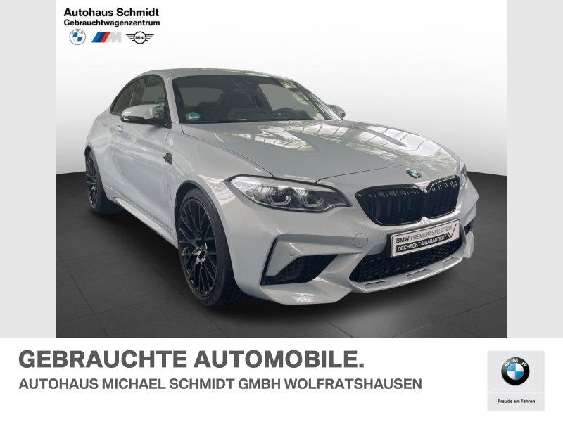 BMW M2 Competition DAB*Kamera*Y Speiche*Apple Carplay*, Jahr 2020, Benzin