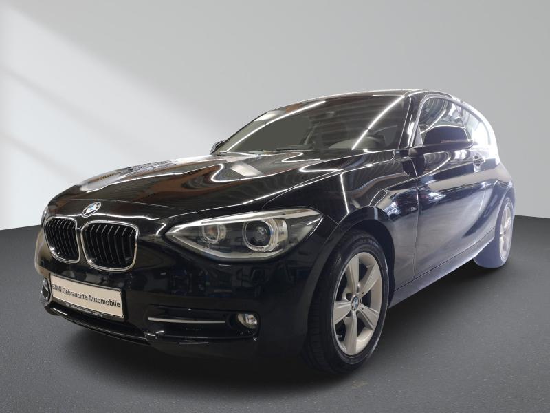 BMW 116i Sport Line Sportsitze Xenon PDC NSW, Jahr 2014, Benzin