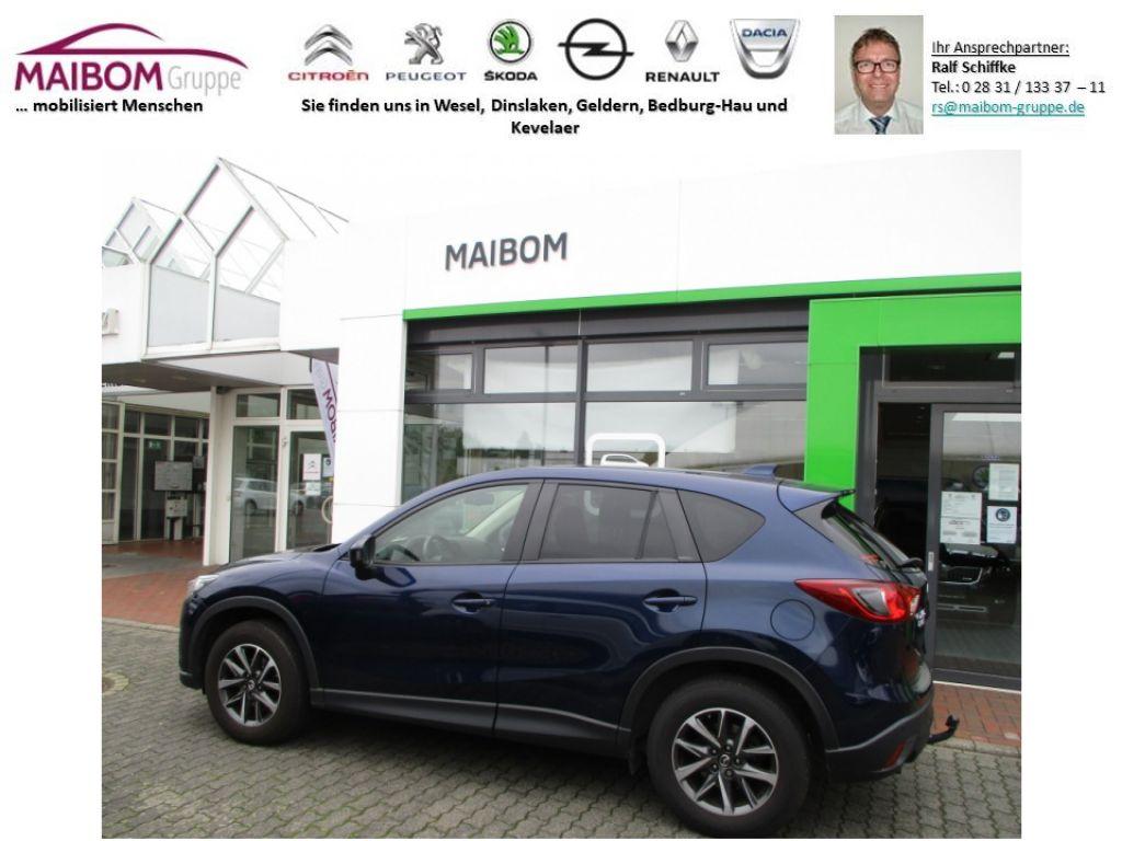 Mazda CX-5 2.0 SKYACTIV-G Center-Line, in Geldern, Jahr 2013, Benzin