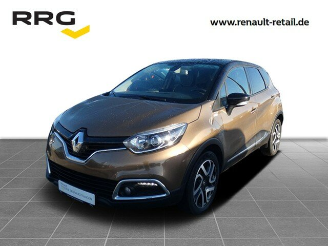Renault Captur dCi 110 Elysee, Jahr 2016, Diesel