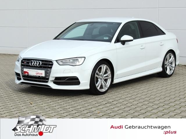 Audi S3 2.0 TFSI quattro 6 Gang MMI Navi+ Xenon, Jahr 2014, petrol