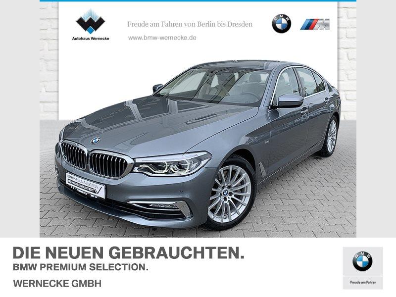 BMW 540i Limousine Luxury Line Head-Up Adapt.Dr., Jahr 2017, Benzin