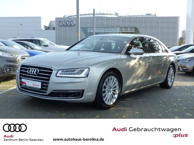 Audi A8 Lang 3.0 TDI quattro tipt. *STANDH*NAV+*HUD*, Jahr 2014, Diesel