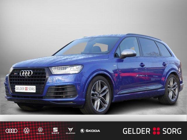 Audi SQ7 4.0 TDI 7 Sitze*Matrix-LED*Virt.Cockpit*Pano*Standheizung*, Jahr 2016, Diesel