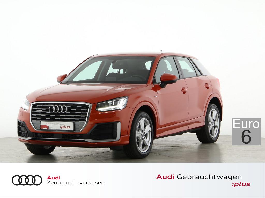 Audi Q2 2.0 quattro sport, Jahr 2018, Diesel