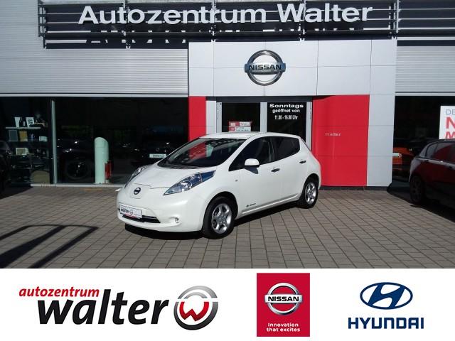 Nissan Leaf Acenta, inkl. 24 kWh Batterie, Navigationssystem, Jahr 2014, electric