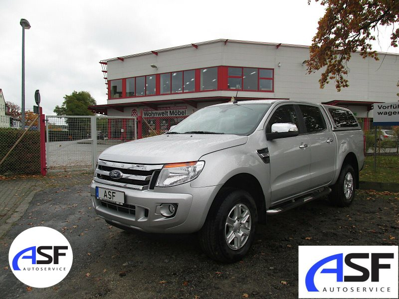 Ford Ranger Limited Automatik/ DK /Hardtop, Jahr 2015, Diesel