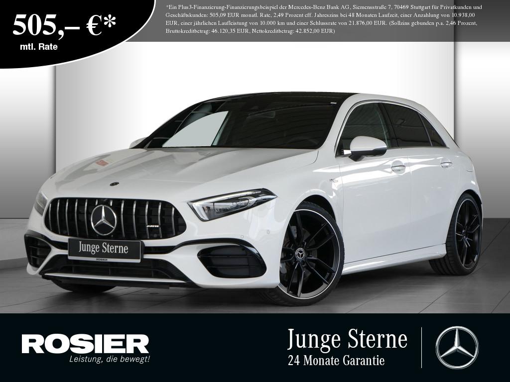 Mercedes-Benz A 45 AMG 4M+, Jahr 2020, Benzin