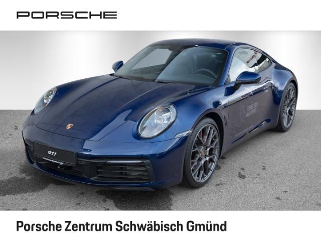 Porsche 992 (911) Carrera S Coupe Sportabg., Chrono, PDCC, LED, Jahr 2019, Benzin