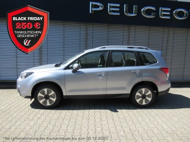 Subaru Forester 2.0X Lineartronic Comfort 5 Jahre Garantie, Jahr 2020, Benzin