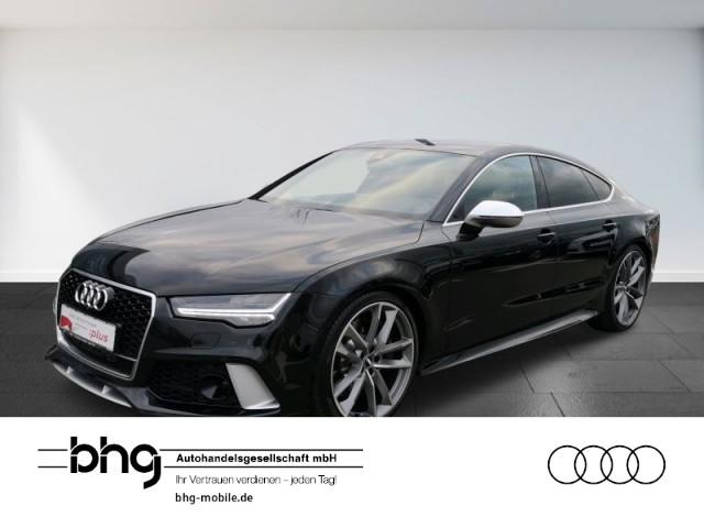 Audi RS7 performance quattro HeadUp LED SportabGas, Jahr 2017, Benzin