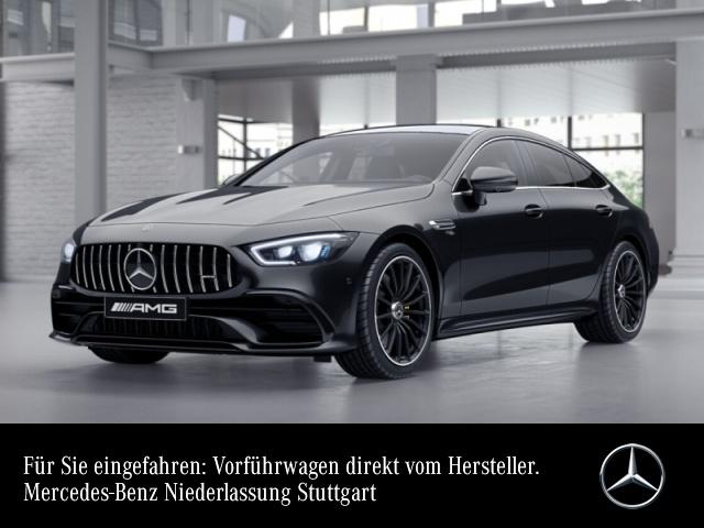Mercedes-Benz GT 43 4MATIC Navi LED Vollleder Klima Einparkhilfe, Jahr 2021, Benzin