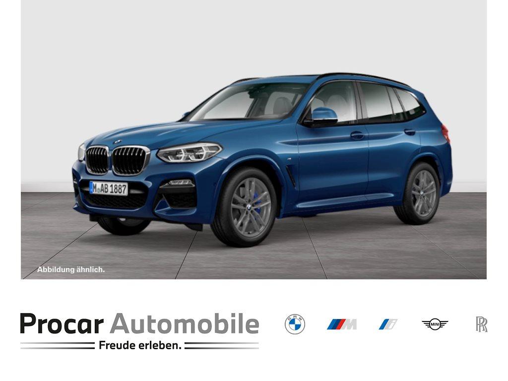BMW X3 xDrive30d M Sport Navi Prof. Head-Up H/K Pano, Jahr 2018, Diesel
