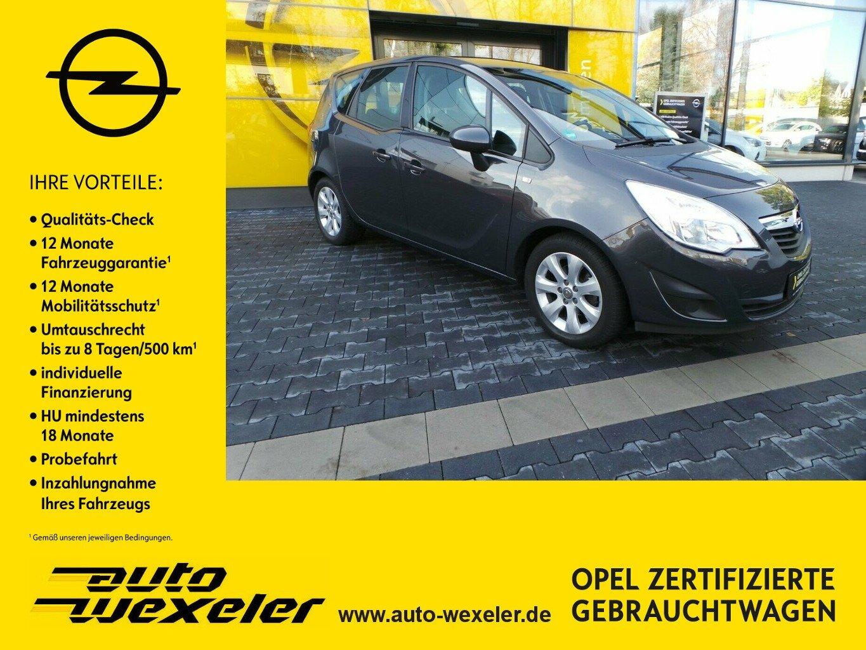 Opel Meriva B Active,Sitzheiz.+Lhz.,Klimaauto., Jahr 2013, Benzin