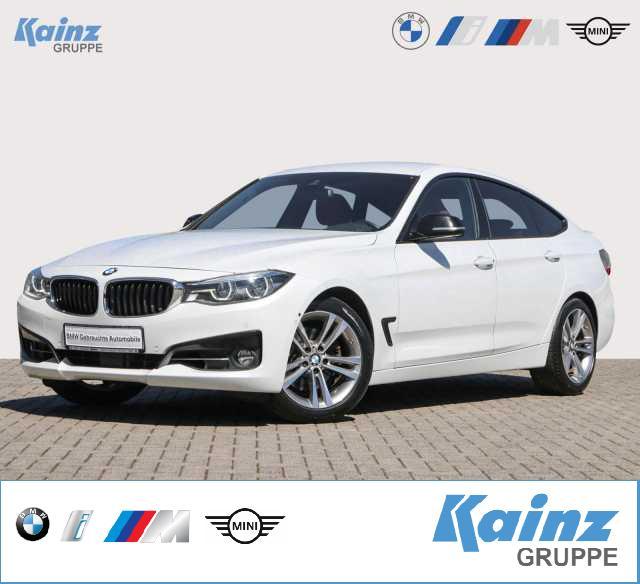 BMW 330d GT Aut. Sport Line Business Paket/ Navi Prof./Head-Up/Adap. LED-Scheinwerfer/SHZ/PDC. v.h, Jahr 2017, Diesel