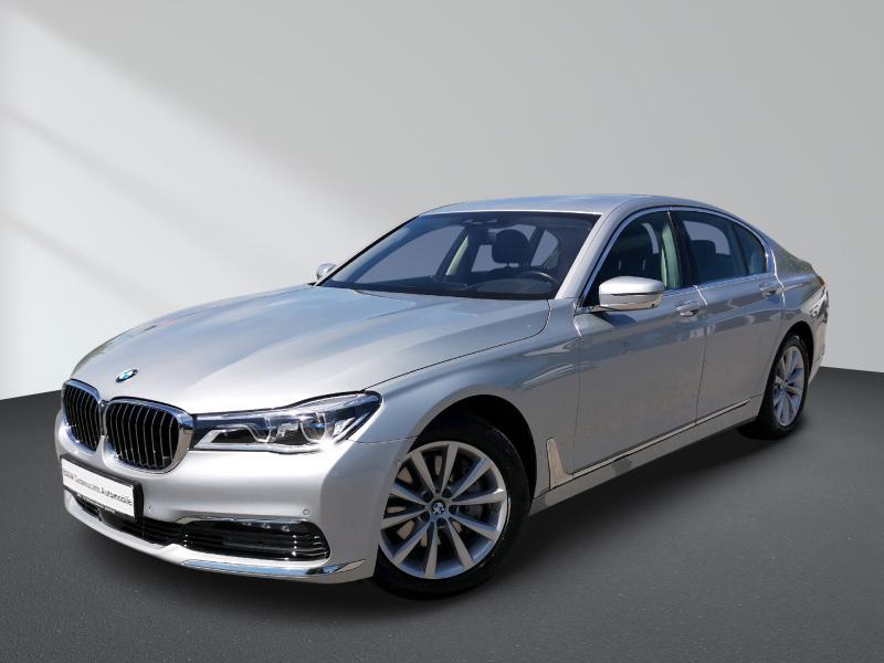 BMW 730d Innovationsp. Navi Prof. Klimaaut. Head-Up Rückfahrkamera Komfort, Jahr 2016, Diesel