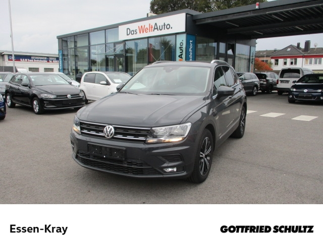 Volkswagen Tiguan Sound 1.4 TSI DSG AHK NAVI VC, Jahr 2018, Benzin