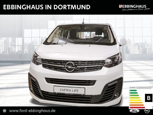 Opel Zafira Life S Edition 2.0 D Euro-6d-Temp Start-Stopp/Klimaautomatik/Navi/Rückfahrkamera, Jahr 2020, Diesel
