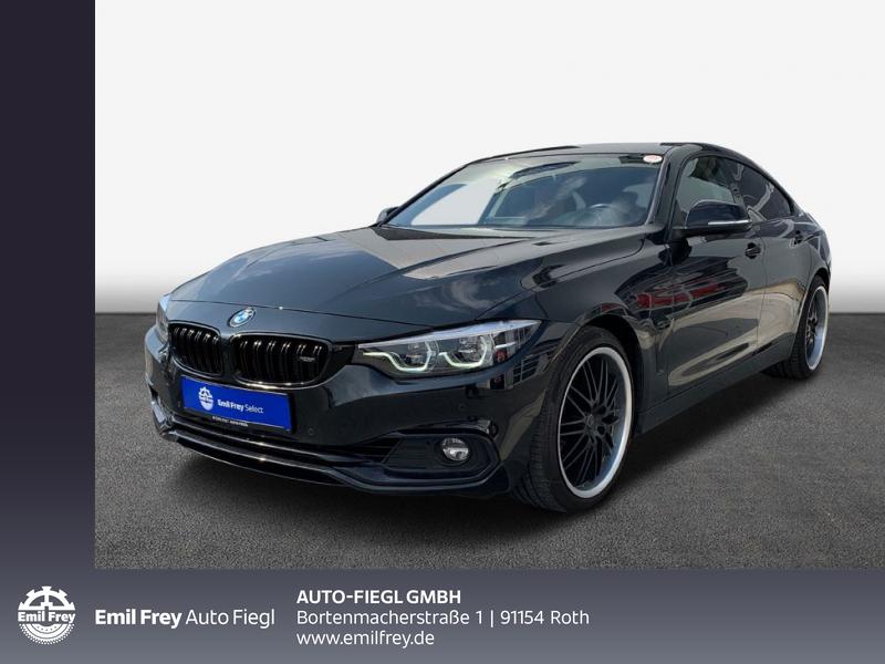 BMW 430d Gran Coupe Aut. Sport *NAVI *HEAD-up, Jahr 2017, Diesel
