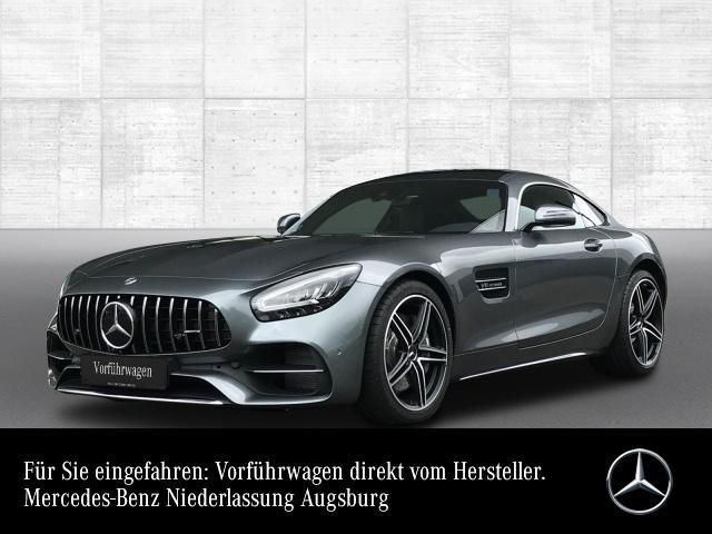 Mercedes-Benz AMG GT Cp. Perf-AbGas Perf-Lenk Pano Burmester, Jahr 2019, Benzin