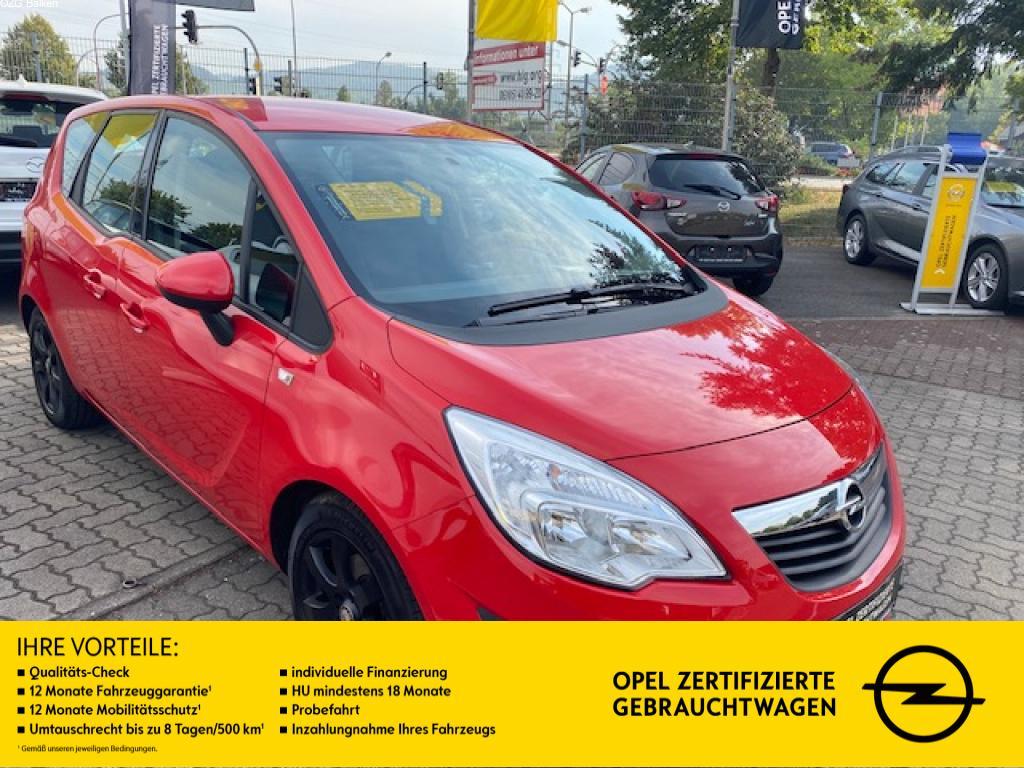 Opel Meriva 1.4 Edition, Jahr 2013, Benzin