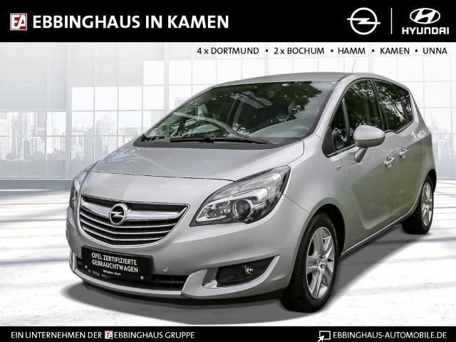 Opel Meriva B Innovation 1.4 Turbo LED-hinten LED-Tagfahrlicht Multif.Lenkrad NR RDC Klimaautom, Jahr 2013, Benzin