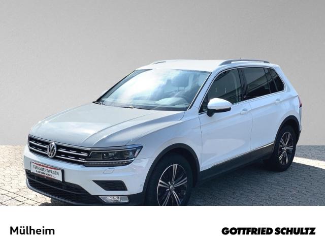 Volkswagen Tiguan 1.4 TSI LED NAVI DYNAUDIO DAB KAMERA PARkl. Sound, Jahr 2017, Benzin