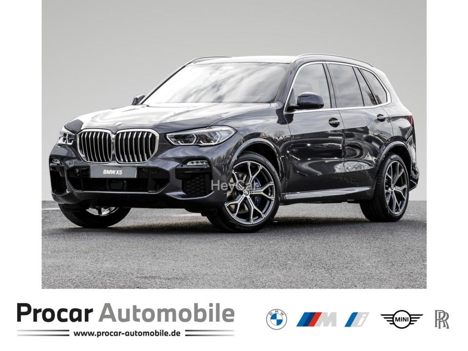 BMW X5 xDrive30d, Jahr 2021, Diesel