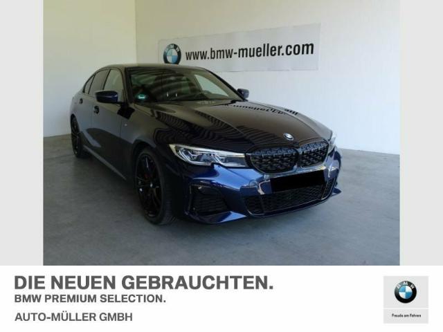 BMW M340 xiA Lim. Wireless Komfortzug. Laserlicht, Jahr 2020, Benzin