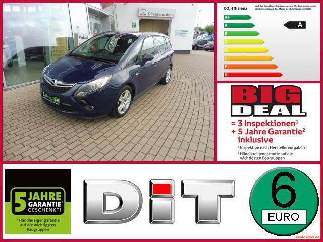 Opel Zafira C Tourer 1.6 CDTI Edition 5 Jahre Garanti, Jahr 2015, Diesel