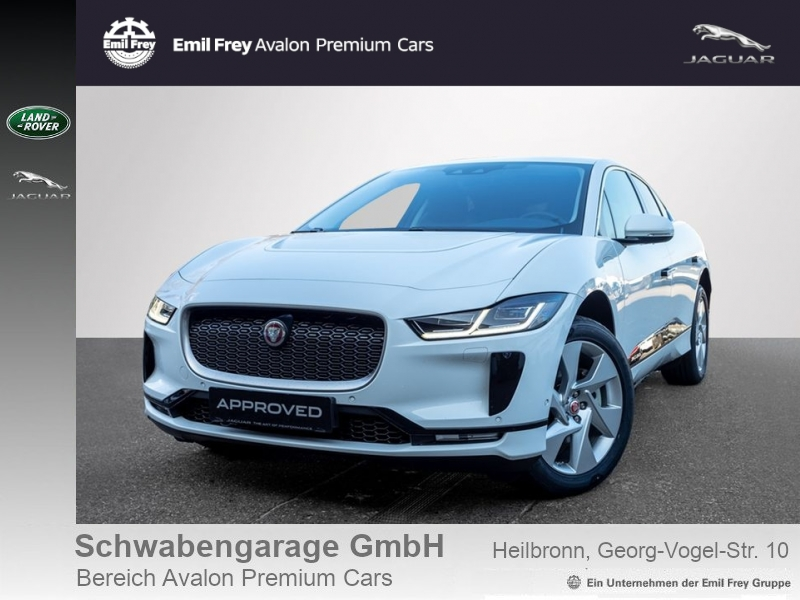 Jaguar I-Pace EV400 AWD SE, Jahr 2019, electric