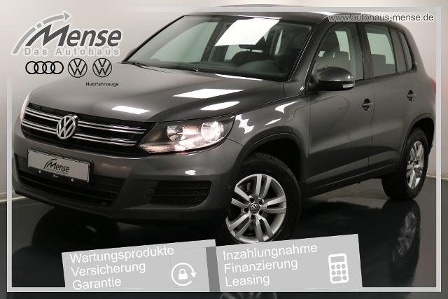 Volkswagen Tiguan 1.4 TSI Trend & Fun AHK ParkAssistenz, Jahr 2013, Benzin