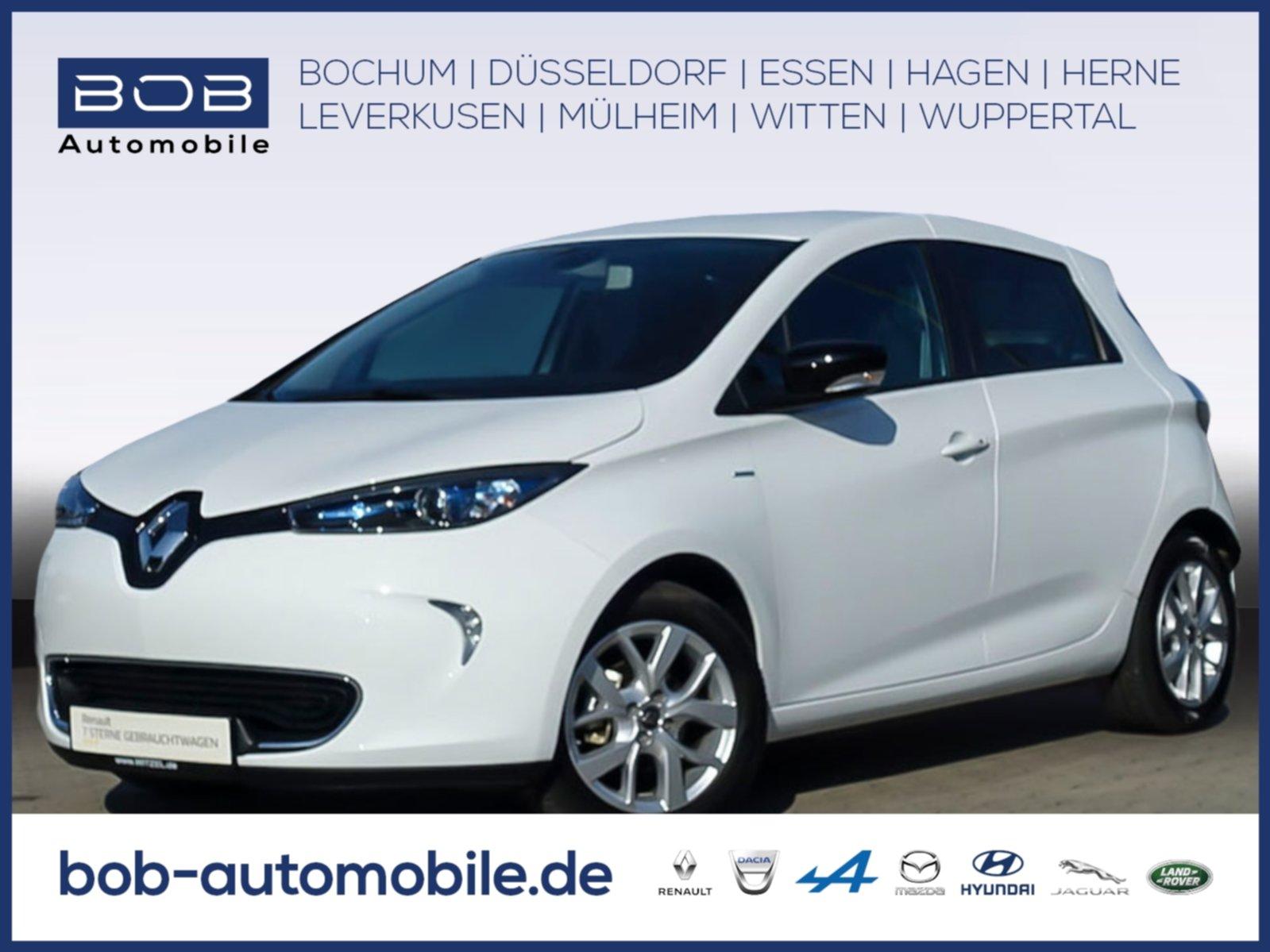 Renault ZOE Z.E. 40 Batteriemiete FINANZ. 0%AB 79EUR, Jahr 2019, Elektro
