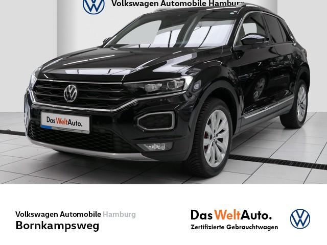 Volkswagen T-Roc 1.5 TSI Sport DSG ACC/PDC/SITZHZG V, Jahr 2018, Benzin