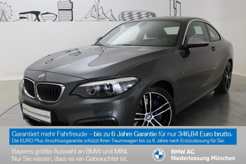 BMW M240i Coupé M Sportbr. HiFi Var. Lenkung GSD, Jahr 2019, Benzin