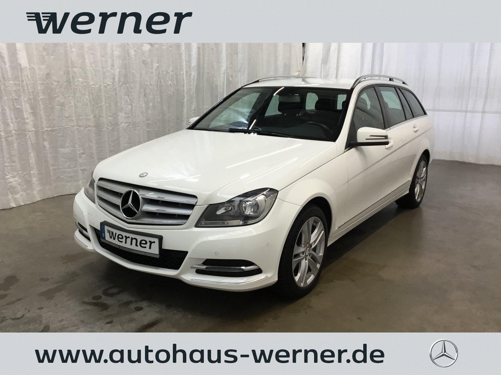 Mercedes-Benz C 200 T CDI Avantgarde Navi+AHK+Park+Sitz+Esche+, Jahr 2013, Diesel
