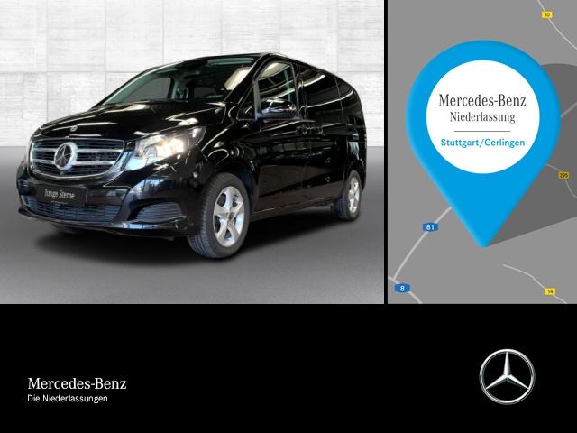 Mercedes-Benz V 250 d 4M Kompakt+Comand+Standheizung+Distronic, Jahr 2018, Diesel