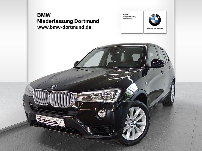 BMW X3 xDrive30d Advantage, Jahr 2017, Diesel