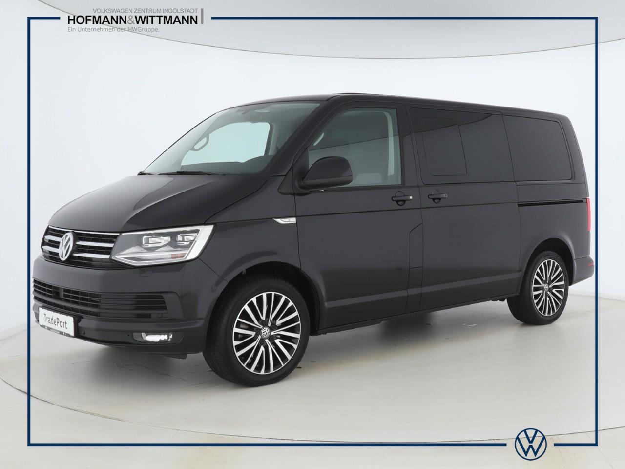 Volkswagen Multivan Comfortline 2.0 TDI DSG 4M Klima Navi, Jahr 2017, Diesel