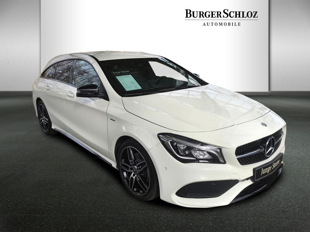 Mercedes-Benz CLA 250 Shooting Brake PEAK AMG/Night/LED/Navi, Jahr 2017, Benzin
