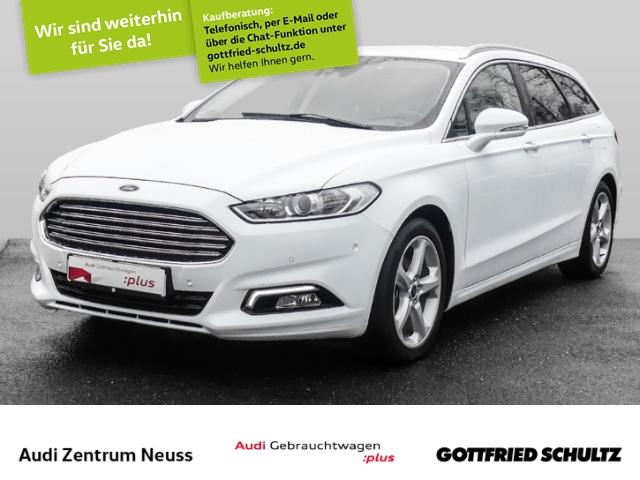 Ford Mondeo Turnier Titanium 2.0 EcoBoost, Jahr 2018, Benzin