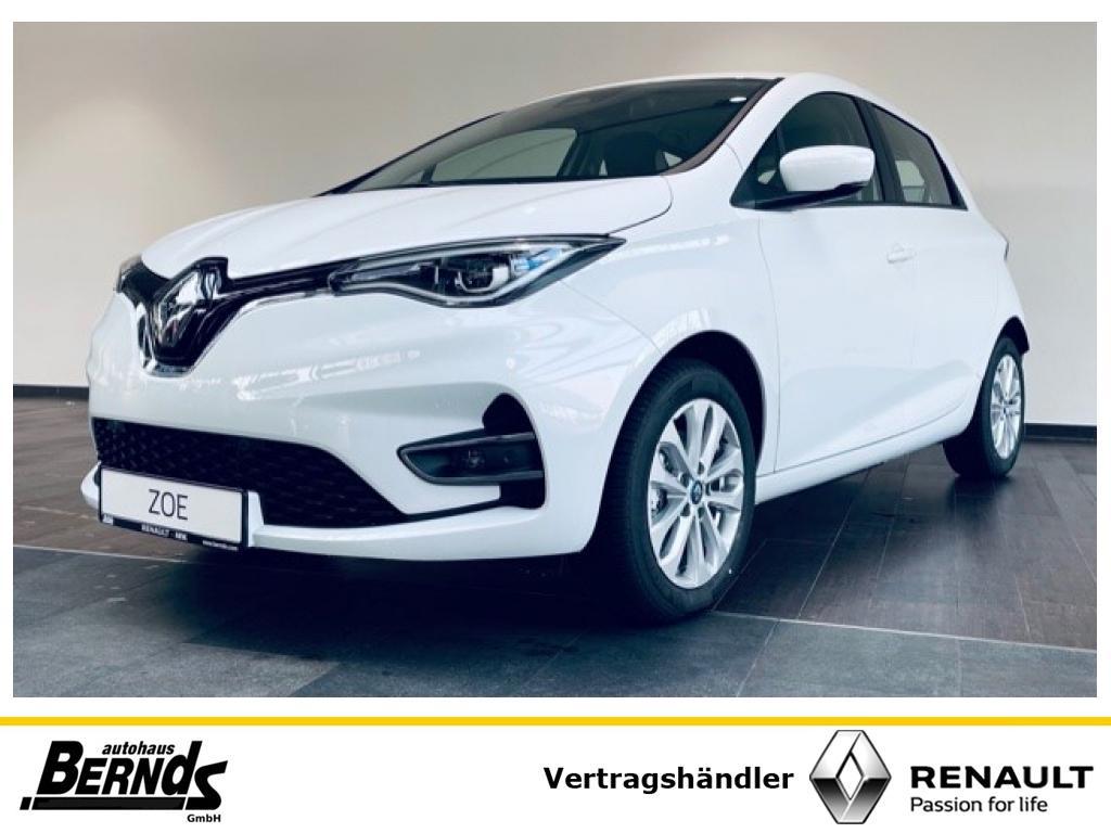 Renault ZOE (incl. KAUFBATTERIE) Z.E. 50 EXPERIENCE WIN-Pkt, Jahr 2021, Elektro