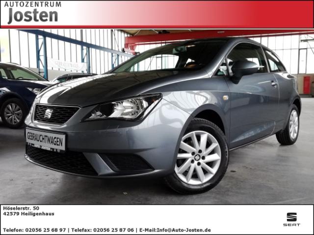 Seat Ibiza SC Style Salsa 1.2 Navi Winterpaket, Jahr 2014, petrol