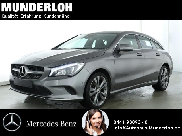 Mercedes-Benz CLA 200 Shooting Brake Urban LED 7G-DCT Media Di, Jahr 2018, Benzin
